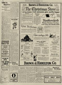 New Castle News, December 19, 1922, Page 12