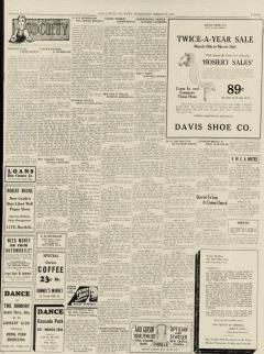 New Castle News, March 25, 1931, Page 6