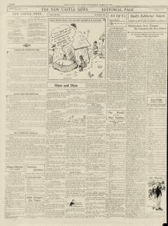 New Castle News, March 25, 1931, Page 8