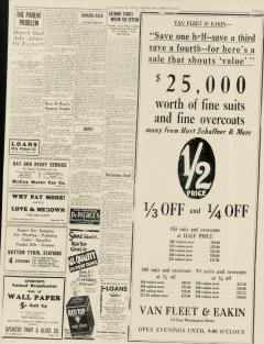 New Castle News, March 25, 1931, Page 22