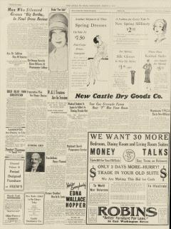 New Castle News, March 25, 1931, Page 44