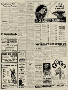 New Castle News, December 01, 1937, Page 20
