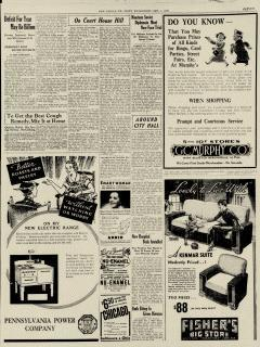 New Castle News, December 01, 1937, Page 22
