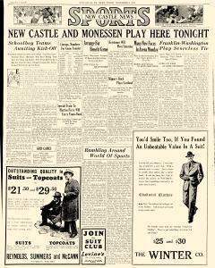 New Castle News, November 04, 1938, Page 24