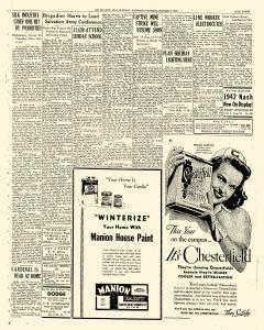 Blizzard, October 08, 1941, Page 3