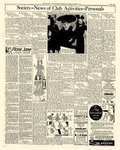 Blizzard, October 08, 1941, Page 5