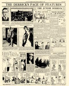 Derrick, February 19, 1923, Page 7