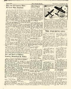 Checkerboard, January 20, 1943, Page 4