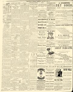 Titusville Herald , July 30, 1883, Page 4