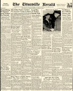 Titusville Herald, October 16, 1945, Page 1