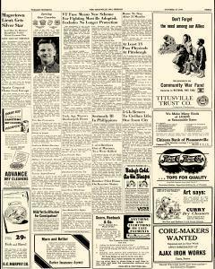 Titusville Herald , October 16, 1945, Page 3