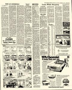 Titusville Herald , September 20, 1973, Page 5