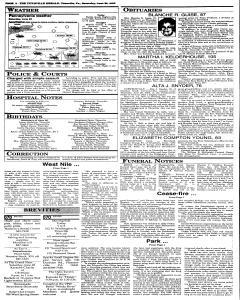 Titusville Herald , June 28, 2003, Page 2