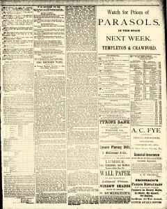 Tyrone Daily Herald, May 29, 1888, Page 3