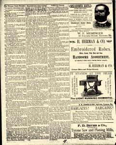 Tyrone Daily Herald, September 08, 1888, Page 4
