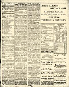 Tyrone Daily Herald, September 10, 1888, Page 3