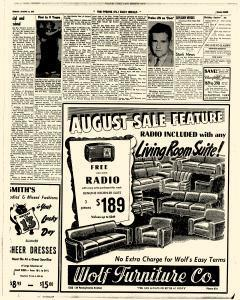 Tyrone Daily Herald, August 12, 1948, Page 3
