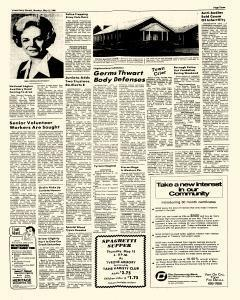 Tyrone Daily Herald newspaper archives