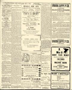 Daily News Standard, November 02, 1901, Page 2