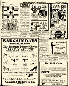 Daily News Standard, July 30, 1929, Page 2