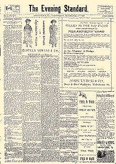 Uniontown Evening Standard, September 17, 1890, Page 1