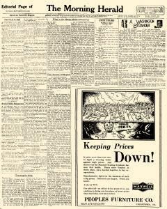 Uniontown Morning Herald, September 30, 1929, Page 4