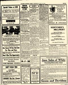 Warren Evening Mirror, May 30, 1916, Page 3