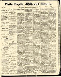 Gazette And Bulletin, February 04, 1876, Page 1