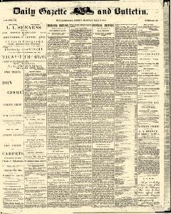 Gazette And Bulletin, May 08, 1876, Page 1