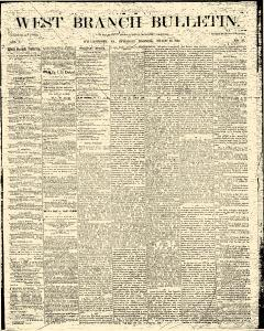 Lycoming Chronicle, March 26, 1864, Page 1