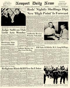 Newport Daily News, August 15, 1969, Page 1