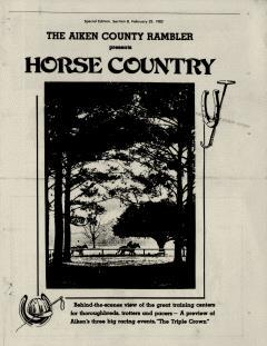 Aiken County Rambler, February 25, 1982, Page 16