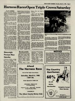 Aiken County Rambler, March 04, 1982, Page 4
