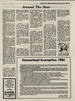 Aiken County Register, January 11, 1984, Page 14