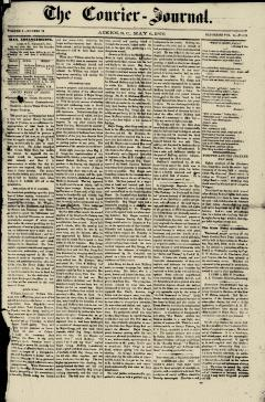 Aiken Courier Journal, May 06, 1876, Page 1
