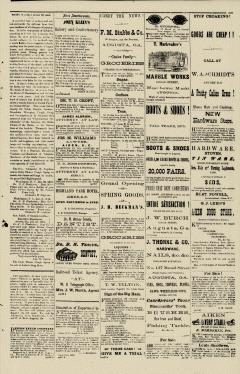 Aiken Courier Journal, May 20, 1876, Page 5