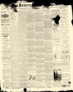 Aiken Journal And Review, March 14, 1900, Page 1