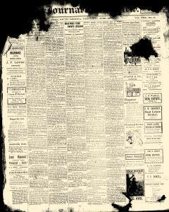 Aiken Journal And Review, April 25, 1900, Page 1