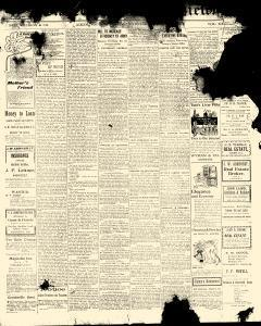 Aiken Journal And Review, May 09, 1900, Page 1
