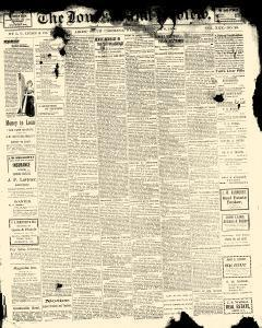 Aiken Journal And Review, June 06, 1900, Page 1