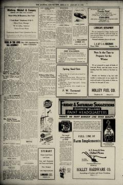 Aiken Journal and Review, February 05, 1930, p. 2