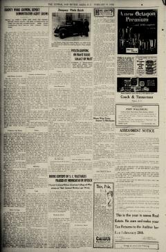 Aiken Journal and Review, February 19, 1930, Page 8