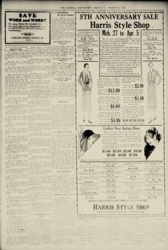 Aiken Journal and Review, March 26, 1930, Page 5