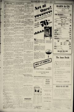 Aiken Journal and Review, May 07, 1930, Page 5