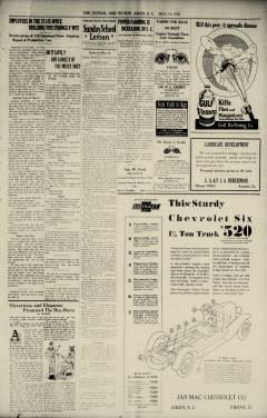 Aiken Journal and Review, May 14, 1930, Page 3