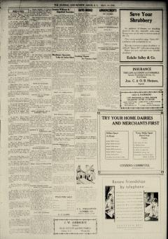 Aiken Journal and Review, May 14, 1930, Page 5