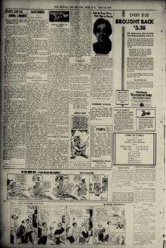 Aiken Journal and Review, May 28, 1930, Page 8