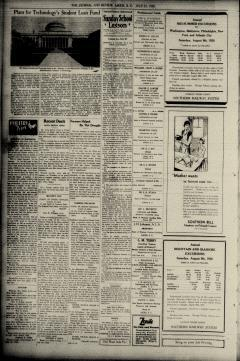 Aiken Journal and Review, July 23, 1930, p. 8