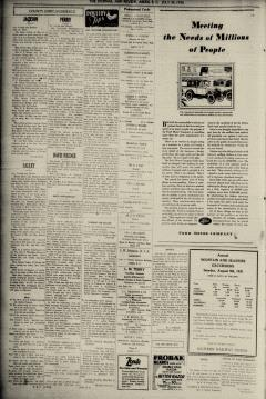 Aiken Journal and Review, July 30, 1930, p. 4