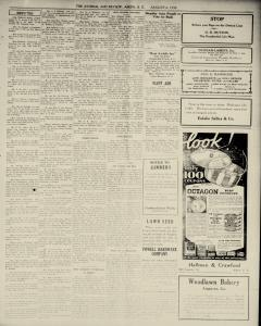 Aiken Journal and Review, August 06, 1930, Page 5